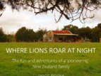 Where Lions Roar at Night Audiobook